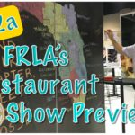 Episode 12a: FRLA's Restaurant Show Preview