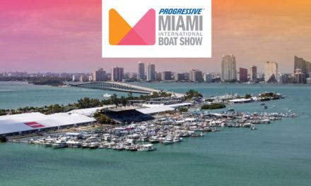 Next Adventure: Miami International Boat Show!!