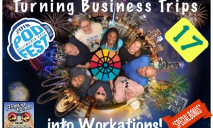 Episode 17: Turning Business Trips into Workations