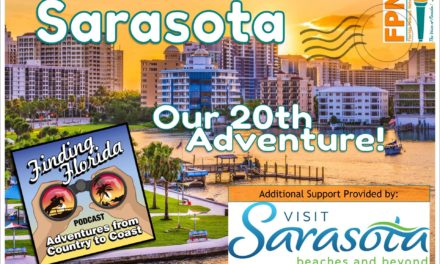 Next Adventure: Flipping and Floating Through the Sunny Side of Sarasota!!