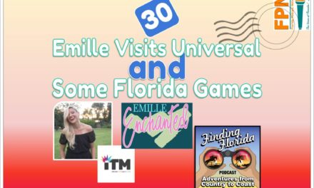 Episode 30: Emille Visits Universal and Some Florida Games