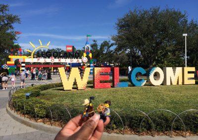 FFP Minifigures in Legoland - small