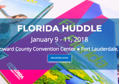 Florida Huddle Site Shot