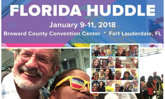 Episode 4b: Around the State in 1 Day – Jaime & Glenn Tackle Florida Huddle