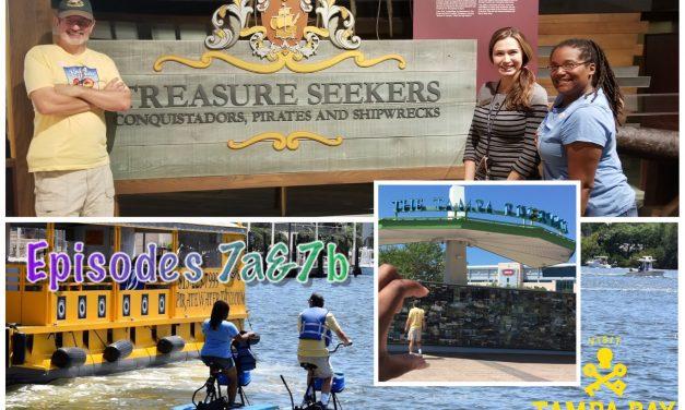 Episode 7b: 10-in-1 Riverwalking Tampa Bay