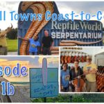 Episode 11b: Small Towns Coast-to-Coast Part 1 of 2