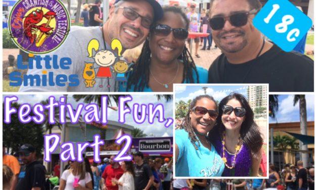 Episode 18c: Festival Fun, Part 2
