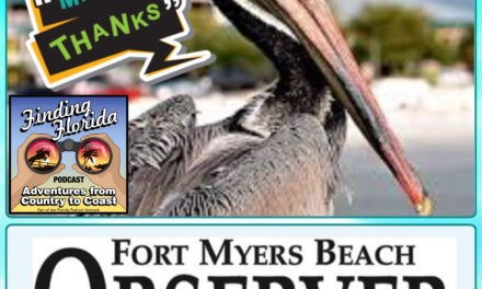Finding Florida's 19th Adventure with Freedom RVing Featured in Fort Myers Beach Observer