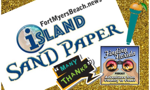 Finding Florida's 19th Adventure withFreedom RVingFeatured inIsland Sand Paper