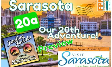 Episode 20a: Finding Balance in Sarasota Preview