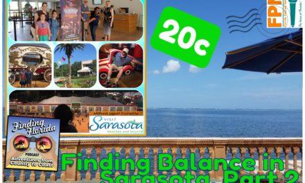 Episode 20c: Finding Balance in Sarasota at the Ringling Museum