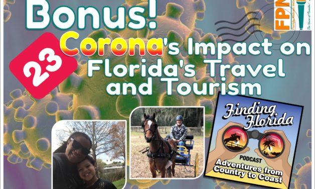 Episode 23: Corona's Impact on Florida's Travel and Tourism