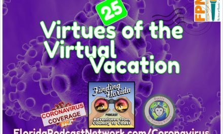 Episode 25: Virtues of the Virtual Vacation with Vicky Sosa from Buddy the Traveling Monkey