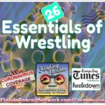 Episode 26: The Essentials of Wrestling, Plus Justine Griffin Reports from the Tampa Bay Times