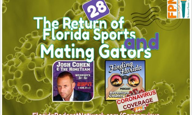 Episode 28: The Return of Florida Sports and Mating Gators