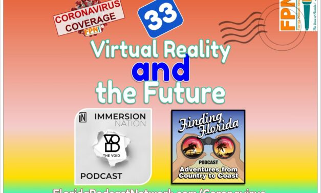 Episode 33: A Vision of Virtual Reality and the Future